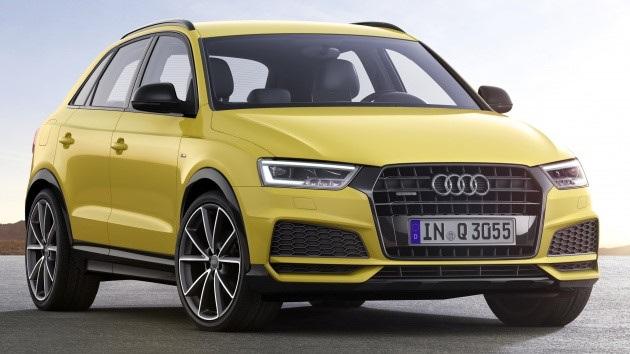 Audi Q3 đã có phiên bản nâng cấp S line - 1