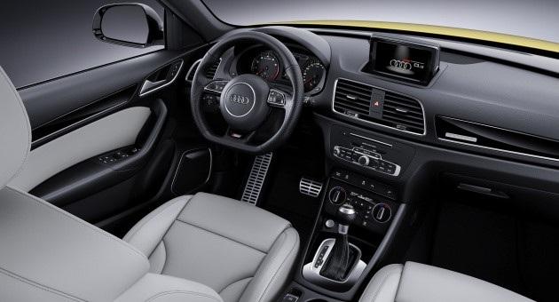 Audi Q3 đã có phiên bản nâng cấp S line - 7