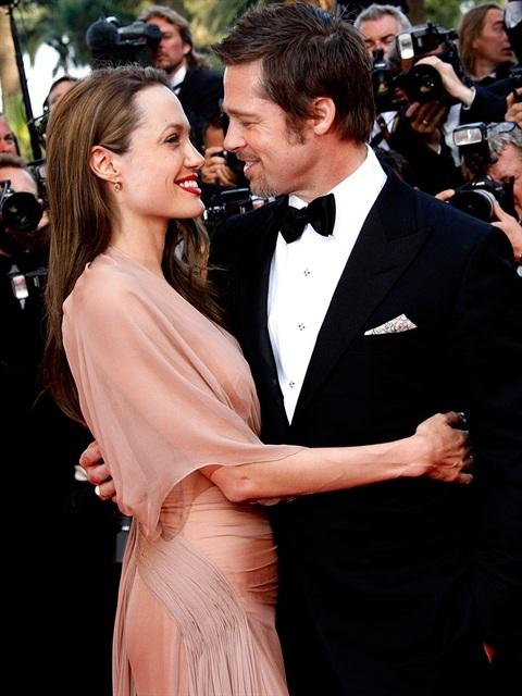 Angelina Jolie ly dị Brad Pitt - 2