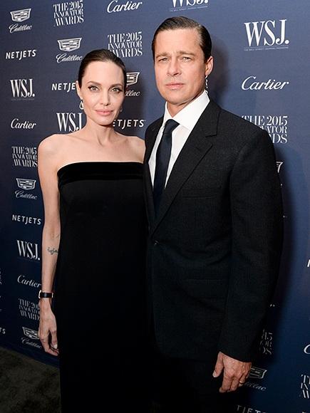 Angelina Jolie ly dị Brad Pitt - 3