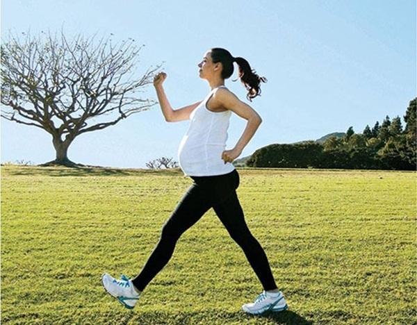 Những lợi ích của việc tập thể dục khi mang thai - 1