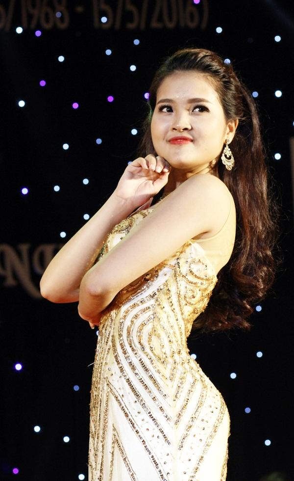Giải Thí sinh được bình chọn nhiều nhất đã thuộc về Nguyễn Thị Thanh Huyền – sinh viên lớp Luật 2 khóa 3.