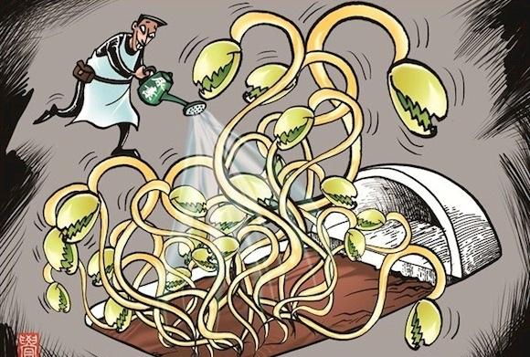 Thực phẩm bẩn tấn công lá gan gây ứ đọng chất độc