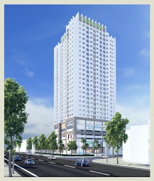 Phối cảnh dự án Eco Green Tower - Hotline : 097 4040 676