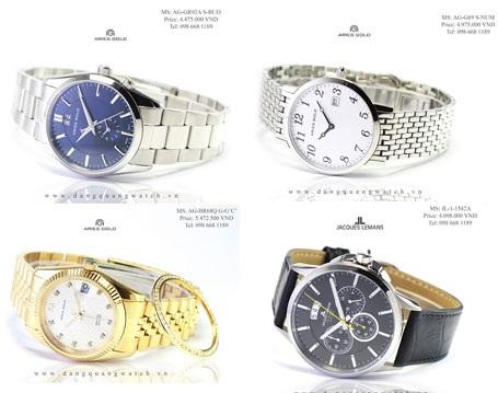 Đồng hồ chính hãng Đăng Quang khai trương tại Hà Tĩnh - 4