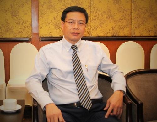 TS Lê Xuân Định - Cục trưởng Cục Thông tin Khoa học và Công nghệ Quốc gia.