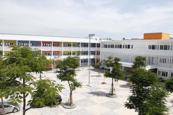 Thêm một trường đạt chuẩn quốc gia của Hà Nội - 1