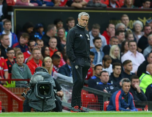 Mourinho chưa tạo được những dấu ấn lớn ở MU