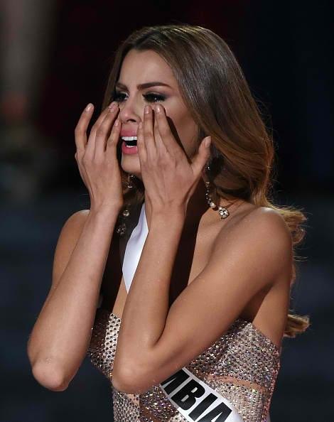 Người đẹp từng có một đêm đen tối, hoảng sợ và mờ mịt vào ngày 20/12 khi cô trở thành Á hậu 1 đen nhất lịch sử cuộc thi Hoa hậu Hoàn vũ.