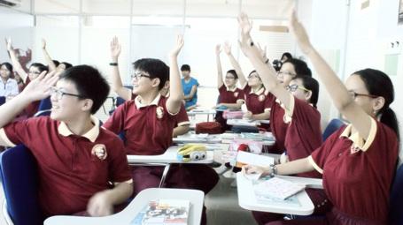 Mục tiêu đào tạo của Trường Quốc tế Á Châu là hướng đến phát triển toàn diện cho học sinh.