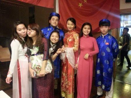 Cuộc sống sinh viên nhiều màu sắc với các hoạt động ngoại khóa phong phú của các bạn sv đang theo học tại trường IMI