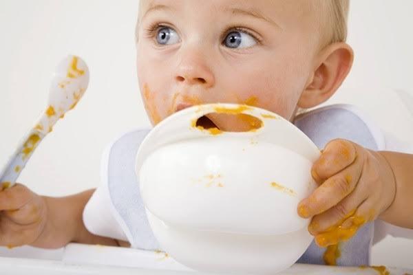 Dầu gấc G8- dầu ăn đặc chế cho trẻ ăn dặm - 1