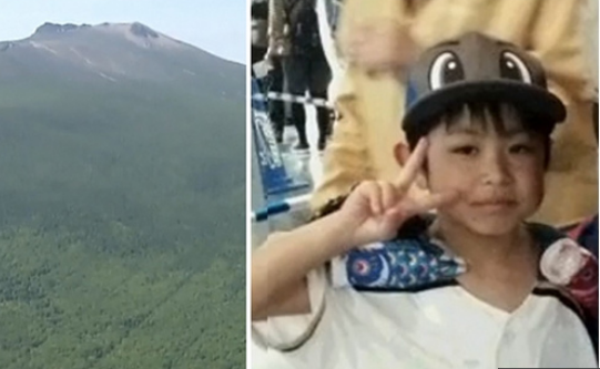 Cậu bé mất tích Yamato Tanooka (Ảnh: ANN News)