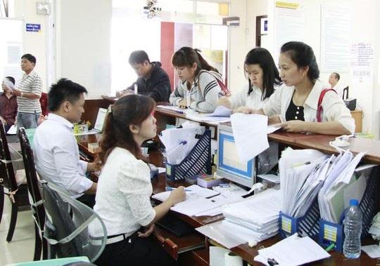 Thủ tục đăng ký BHXH tại TPHCM (ảnh: NLĐ)
