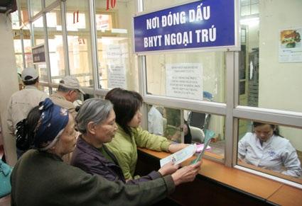 Đăng ký khám chữa bệnh theo thẻ BHYT