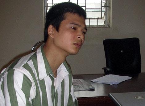 Nguyễn Văn Kiên tại Trại giam.