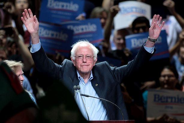 Thượng nghị sỹ bang Vermont Bernie Sanders. (Ảnh: Getty)