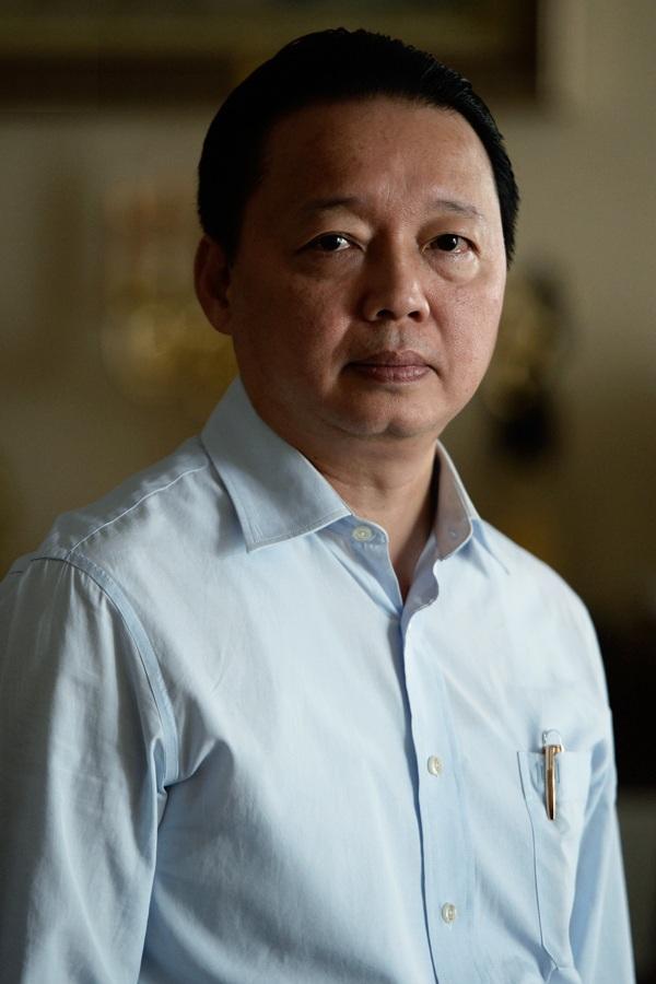 """Bộ trưởng Trần Hồng Hà: Sau vụ việc trên, phải kiên quyết nói """"không"""" với những dự án đầu tư sản xuất không sạch, lãng phí tài nguyên, có tiềm năng gây thảm họa môi trường. Ảnh: Quý Đoàn"""