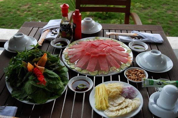Cá Ngừ - đặc sản nổi tiếng của Phú Yên. Ảnh: dulichphuyen