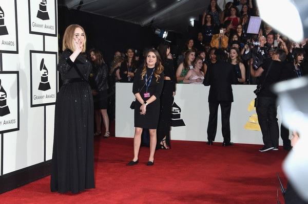 Adele sẽ trình diễn tại lễ trao giải này.