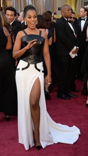 Choáng với váy áo hàng hiệu của người đẹp trên thảm đỏ Oscar - 67