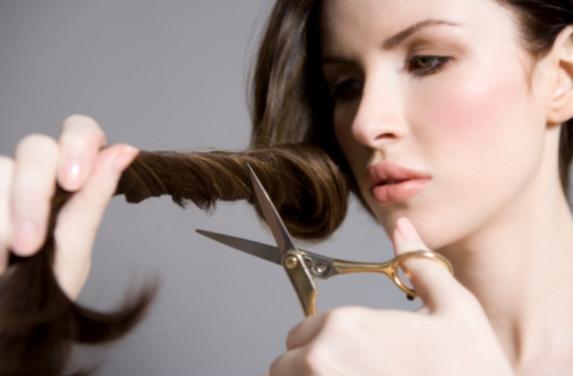 Lý do nàng cắt phăng mái tóc - 1