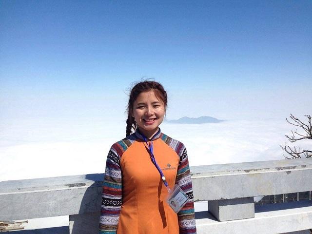 Cô gái xinh xắn người Dao Chảo Thị Yến đã không bỏ cuộc dù con đường đến với ước mơ du học vô cùng gập ghềnh, gian nan.