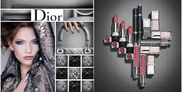 Dior cũng là nhãn hiệu mỹ phẩm được yêu thích trên toàn thế giới.