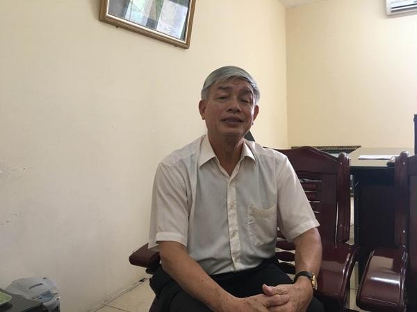 Ông Vương Văn Việt