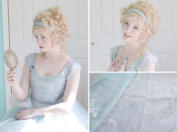 Thiếu nữ 18 tuổi thiết kế trang phục đẹp tựa truyện cổ tích - 8