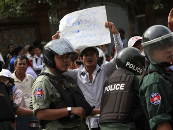 ĐSQ Việt Nam tại Campuchia bảo hộ công dân sau vụ bắt giữ người Việt - 2