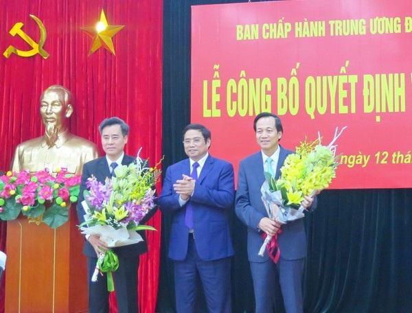 Chủ tịch Vietnam Airlines làm Bí thư Đảng ủy Khối doanh nghiệp Trung ương - 1