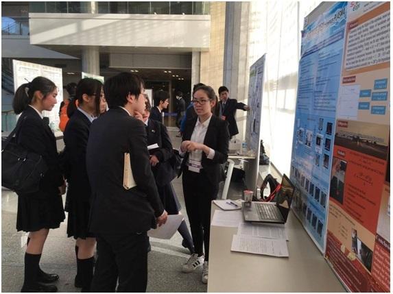 Phạm Quỳnh Nhi một lần nữa khẳng định tính khả thi của dự án dùng lò vi sóng tạo ra Plasma để khử trùng.