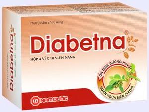 Ngăn ngừa biến chứng tiểu đường