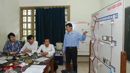 Trường dạy nghề hiu hắt học viên (ảnh minh họa). Ảnh: Hồng Vĩnh