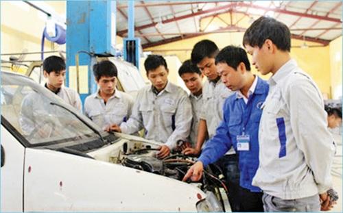 Bộ GD&ĐT đã có kiến nghị tới Chính phủ về giáo dục nghề nghiệp phải thuộc về bộ quản lý