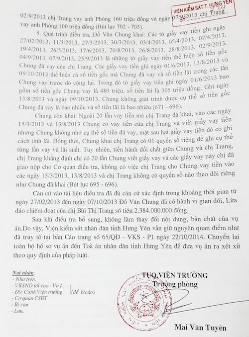 """Chủ nhiệm đoàn luật sư TP Hà Nội """"bắt bệnh"""" vụ án VKSND Hưng Yên quy kết sai tội bị can - 3"""