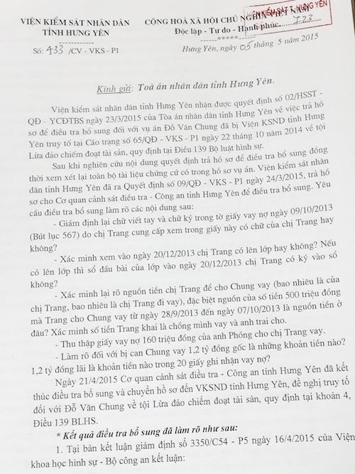 """Chủ nhiệm đoàn luật sư TP Hà Nội """"bắt bệnh"""" vụ án VKSND Hưng Yên quy kết sai tội bị can - 2"""