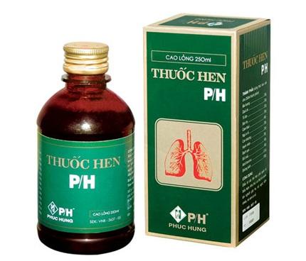 Điều trị tận gốc hen phế quản bằng thuốc thảo dược - 1