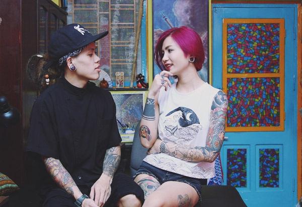 Cặp đôi Việt Dũng – Diệu Mai