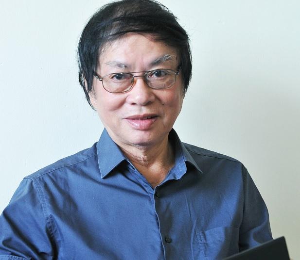 Nghệ sĩ Nhân dân Đặng Nhật Minh được đề nghị xét tặng danh hiệu Công dân Thủ đô ưu tú năm 2016. (Ảnh: Báo Lao động)