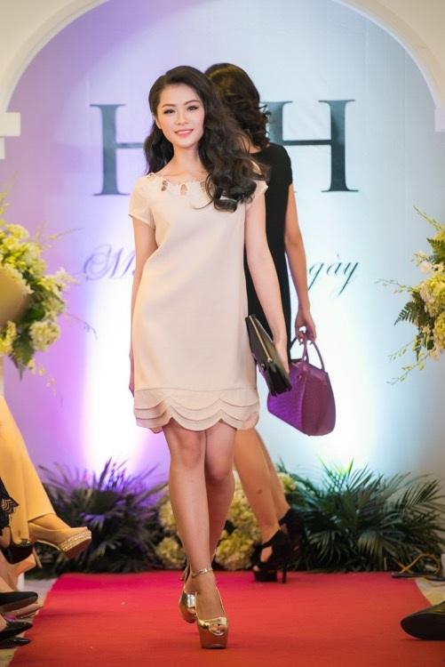 Người đẹp Thu Trang (Top 20 Hoa hậu Biển Việt Nam 2016)