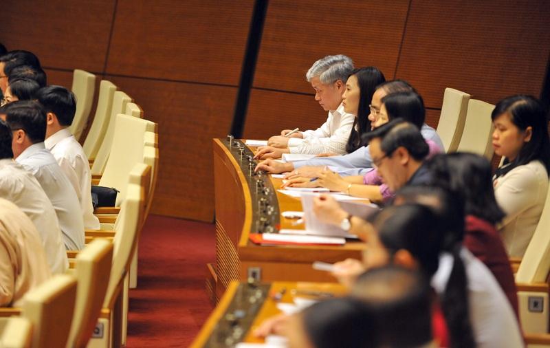 Bà Nguyễn Thị Kim Ngân đắc cử Chủ tịch Quốc hội khoá mới - 2
