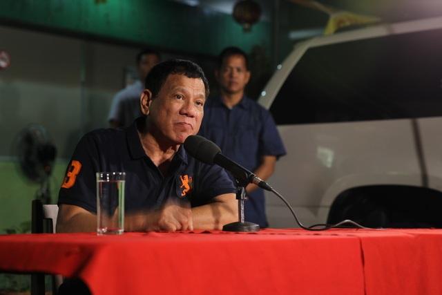 Tổng thống Philippines Rodrigo Duterte. (Ảnh: Rappler)