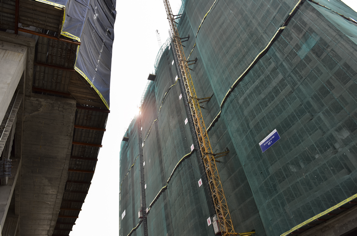 Dự án Tràng An Complex đã cất nóc và đang đi vào hoàn thiện