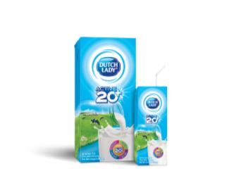 Năng lượng sữa từ Cô Gái Hà Lan Active 20+™ với sự kết hợp của 4 dưỡng chất canxi, phốt pho, vitamin B2 và vitamin B12, giúp giải phóng năng lượng từ các dưỡng chất trong sữa vào cơ thể, giúp gia đình bạn năng động suốt ngày dài và tận hưởng thời gian hạnh phúc bên nhau.