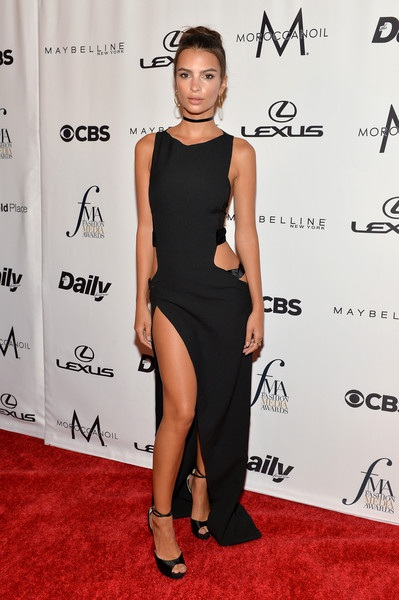 Cô là khách VIP của tuần lễ thời trang New York năm nay.