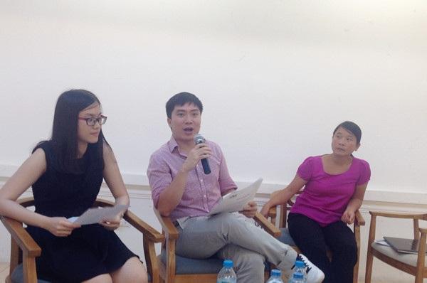 Thạc sĩ Trần Đắc Minh Trung chia sẻ nhiều lời khuyên hữu ích về cách biến điểm yếu thành điểm mạnh nhằm chinh phục ĐH top của Mỹ.