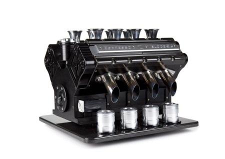 Máy pha cà phê cho các tín đồ tốc độ: Có gì đặc biệt? - 1