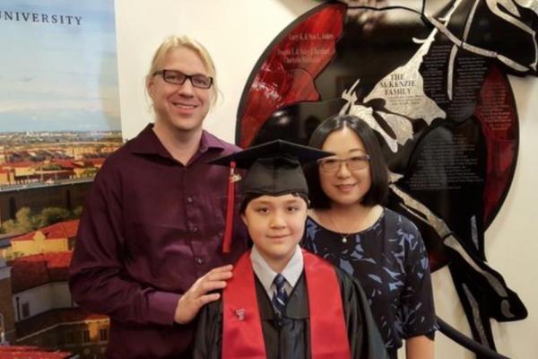 Jeremy Shuler đã tốt nghiệp trung học, cao đẳng và sẽ nhập học đại học từ năm 12 tuổi.